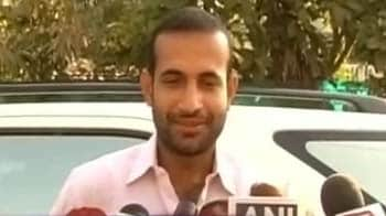 Video : It feels great to be selected: Irfan Pathan