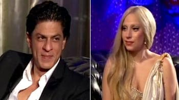 SRK turned down by Gaga