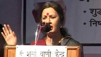 Video : Draft report on Lokpal is a joke: Brinda Karat of CPM