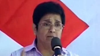 Video : We're empowered if the Opposition unites on Lokpal: Kiran Bedi