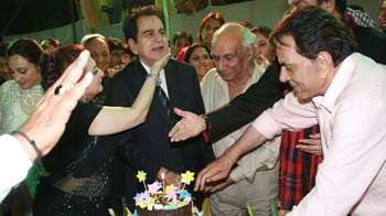 Bollywood celebrates Dilip Kumar's birthday