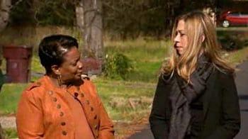 Video : Chelsea Clinton debuts as TV reporter