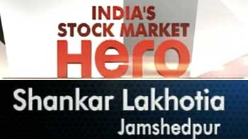 Video : Shankar Lakhotia wins Stock Mkt Hero contest