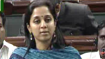 Video : Review Lokpal every six months: Supriya Sule