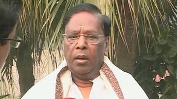 Video : Narayanasamy: Lokpal Bill will come for voting before Rajya Sabha