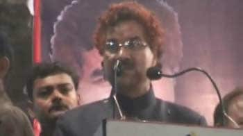 Video : UP minister openly dares state Lokayukta