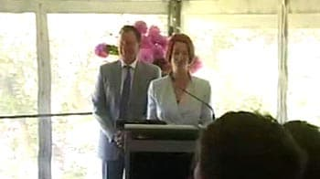 Video : Australian PM waiting for Sachin's 100th ton