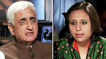 Video : Govt can pass Lokpal Bill later with consensus: Salman Khurshid