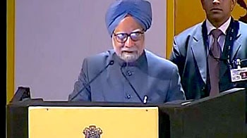 Video : Country going through difficult times, says PM; lowers growth projection to 7%