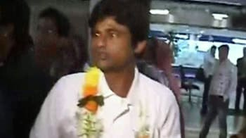 Video : Freed by pirates after 11 months, 17 Indian sailors return home