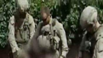 Video : US investigates video depicting Marines urinating on Taliban corpses