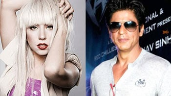 SRK offers role to Lady Gaga