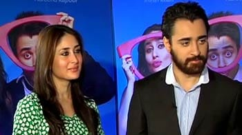 Video : Imran turns wedding planner for Kareena