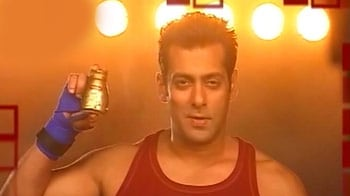 Salman replaces Yuvraj for energy tablets