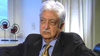 Video : Opposition playing destructive role: Azim Premji to NDTV