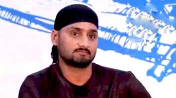 Bhajji's grand TV debut