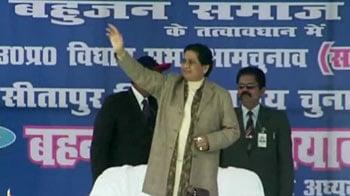 Video : <i>Truth vs Hype</i>: Mayawati - Anatomy of a rally