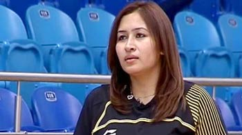 Video : Hard-work, glamour both important for sports: Jwala Gutta