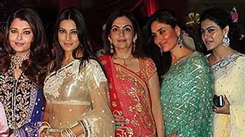 Genelia And Ritesh Wedding Pics