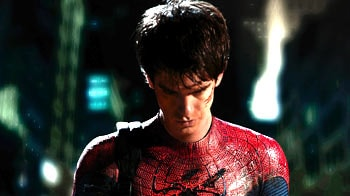 Sneak peek: Andrew Garfield in Amazing Spider-Man