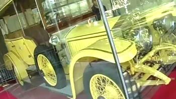 Video : 100th anniversary of this Rolls Royce's Hyderabad arrival