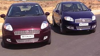Video : Fiat's 2012 Linea and Punto