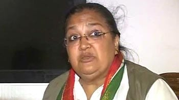 Video : You elected Salman, now choose me: Louise Khurshid