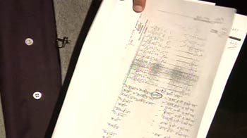 Video : 26/11 diary: Eight pages of planned terror