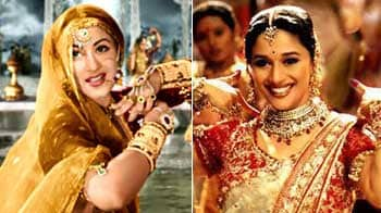From Madhubala to Madhuri: The magical tale of two divas