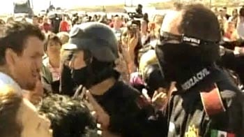 Video : 44 killed in Mexico prison riot; guards detained