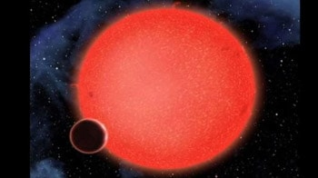 Video : New 'super-Earth' is a steamy 'waterworld'