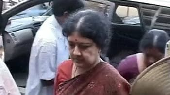 Video : Disproportionate assets case: Sasikala's Bangalore stay extended
