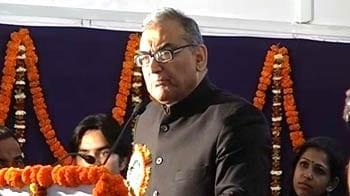 Video : No freedom of press in Bihar: Justice Katju