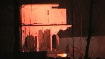 Video : Pak demolishes Osama bin Laden's hideout in Abbottabad
