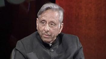 Video : Chidambaram cleared spending for CWG: Mani Shankar Aiyar