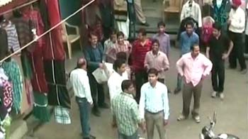 Video : Earthquake in North India, strong tremors in Delhi