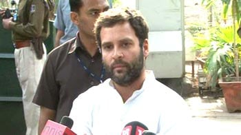 Video : I take responsibility, says Rahul Gandhi about UP results
