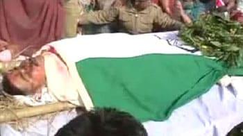 Video : Mining mafia allegedly murders IPS officer