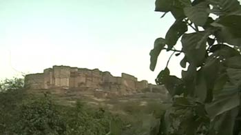 Video : Jodhpur's desert rock park gets new life