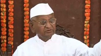 Video : Will not approach government uninvited: Anna