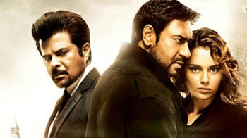 Trailer: Ajay Devgn and Anil Kapoor in Tezz