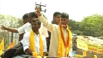 Video : High stakes verdict for Andhra by-polls today