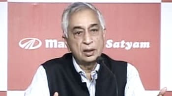 Video : Mahindra Satyam to merge with Tech Mahindra after AP High Court nod