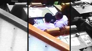 Video : Gujarat Porngate: BJP MLAs allegedly viewed obscene photos in Assembly