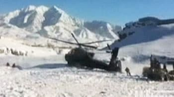 Video : Dramatic pictures of military helicopter crashing in Afghanistan