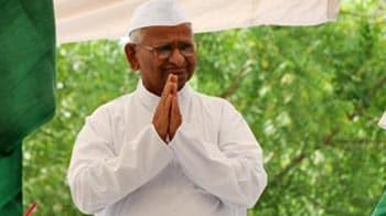 Video : Anna Hazare to fast at Jantar Mantar today for Lokpal Bill