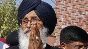Video : Beant Singh assassination case: Badal to spell out stand on clemency demand for Rajoana