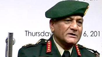 Video : चिट्ठी लीक करने वालों पर कार्रवाई हो : सेना प्रमुख