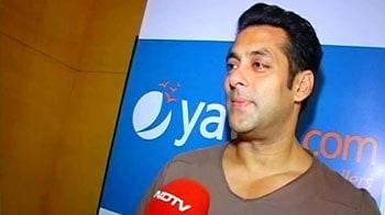 Video : Salman talks about Dabangg 2
