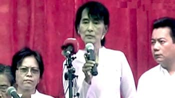 Video : Power Of One: We expect more from India, says Aung San Suu Kyi